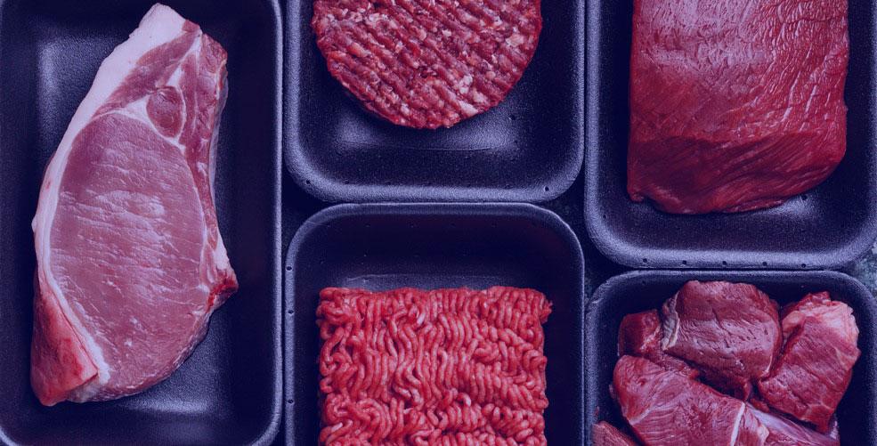 گرانی بازار گوشت