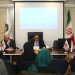نشست مطبوعاتی محمد پارسا